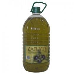 Aceite de oliva virgen extra  pet 5 litros caja de 3 unidades
